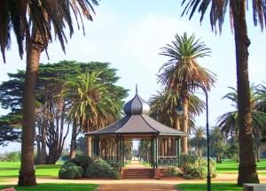 Catani Gardens Rotunda